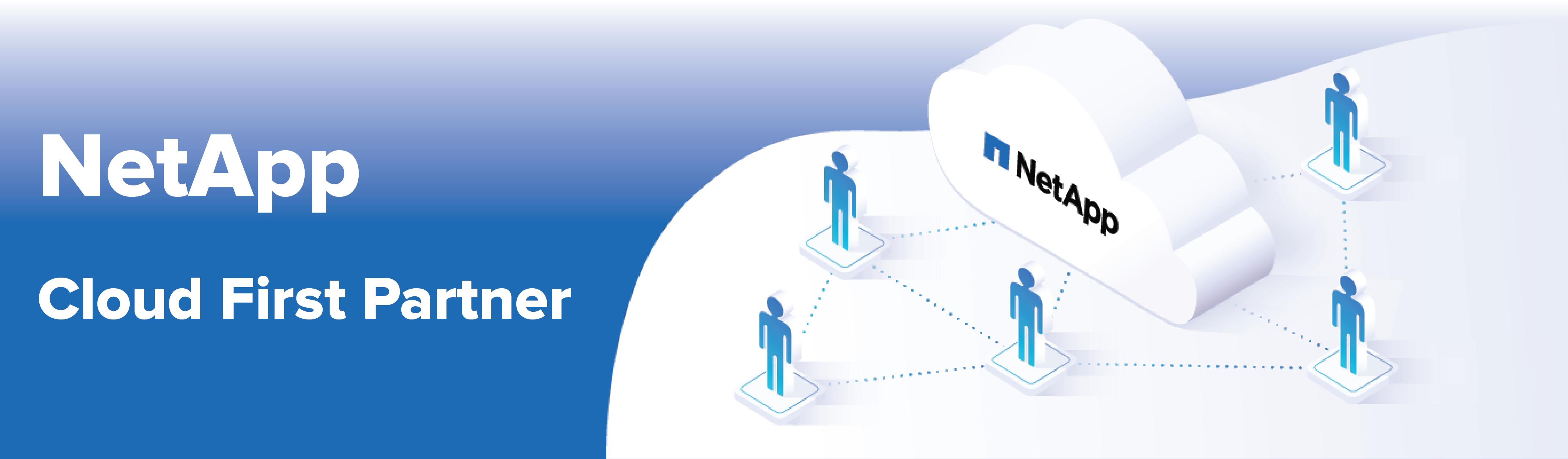 NetApp Cloud First Partner ALEF